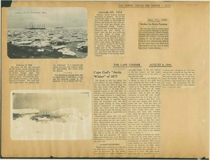 Scrapbooks of Althea Boxell (1/19/1910 - 10/4/1988), Book 6, Page 100