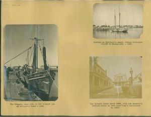 Scrapbooks of Althea Boxell (1/19/1910 - 10/4/1988), Book 6, Page 109