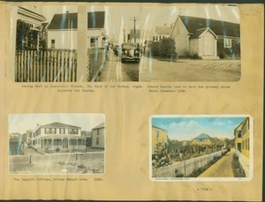 Scrapbooks of Althea Boxell (1/19/1910 - 10/4/1988), Book 6, Page 110
