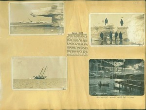 Scrapbooks of Althea Boxell (1/19/1910 - 10/4/1988), Book 6, Page 124
