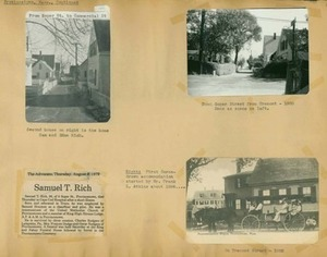 Scrapbooks of Althea Boxell (1/19/1910 - 10/4/1988), Book 6, Page 141