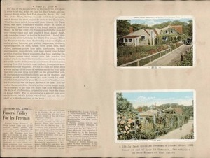 Scrapbooks of Althea Boxell (1/19/1910 - 10/4/1988), Book 6, Page 161