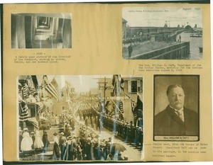 Scrapbooks of Althea Boxell (1/19/1910 - 10/4/1988), Book 6, Page 170
