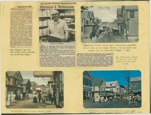 Scrapbooks of Althea Boxell (1/19/1910 - 10/4/1988), Book 6, Page 175