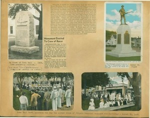 Scrapbooks of Althea Boxell (1/19/1910 - 10/4/1988), Book 6, Page 182