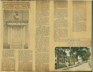 Scrapbooks of Althea Boxell (1/19/1910 - 10/4/1988), Book 6, Page 193
