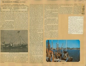 Scrapbooks of Althea Boxell (1/19/1910 - 10/4/1988), Book 7, Page 35