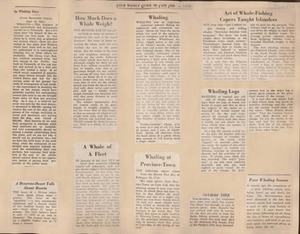 Scrapbooks of Althea Boxell (1/19/1910 - 10/4/1988), Book 7, Page 39