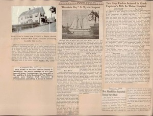Scrapbooks of Althea Boxell (1/19/1910 - 10/4/1988), Book 7, Page 59