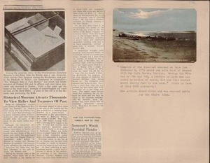 Scrapbooks of Althea Boxell (1/19/1910 - 10/4/1988), Book 8, Page 11