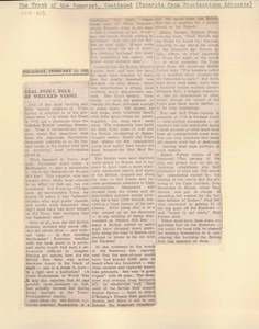 Scrapbooks of Althea Boxell (1/19/1910 - 10/4/1988), Book 8, Page 13