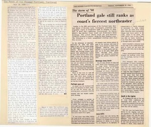 Scrapbooks of Althea Boxell (1/19/1910 - 10/4/1988), Book 8, Page 35