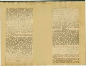 Scrapbooks of Althea Boxell (1/19/1910 - 10/4/1988), Book 9, Page116