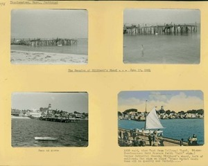 Scrapbooks of Althea Boxell (1/19/1910 - 10/4/1988), Book 9, Page143