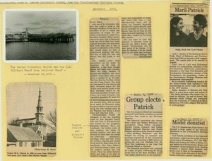 Scrapbooks of Althea Boxell (1/19/1910 - 10/4/1988), Book 9, Page220