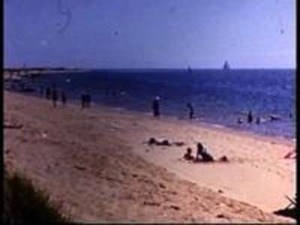 New Beach - Provincetown in the 1940's