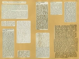 Scrapbooks of Althea Boxell (1/19/1910 - 10/4/1988), Book 10, Page121