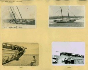 Scrapbooks of Althea Boxell (1/19/1910 - 10/4/1988), Book 10, Page132
