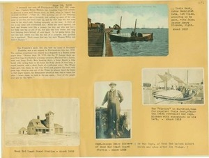 Scrapbooks of Althea Boxell (1/19/1910 - 10/4/1988), Book 10, Page 55