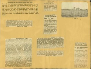 Scrapbooks of Althea Boxell (1/19/1910 - 10/4/1988), Book 10, Page 70