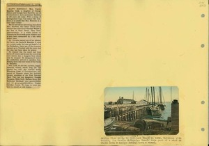 Scrapbooks of Althea Boxell (1/19/1910 - 10/4/1988), Book 11, Page 40