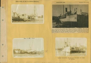Scrapbooks of Althea Boxell (1/19/1910 - 10/4/1988), Book 11, Page 43