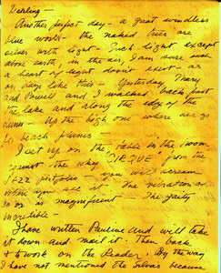 Letter from Fritz to Jeanne (Feb. 16, 1949)