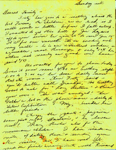 Letter from Fritz and Jeanne to Mr. and Mrs. Bultmen (June?, 1949)