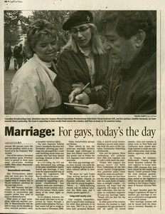 Same-Sex Marriage Collection