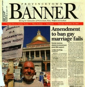 Amendment to Ban Gay Marriage Fails