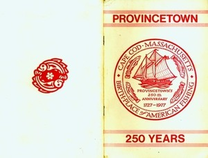 Provincetown 250th Aniversary Phamplet