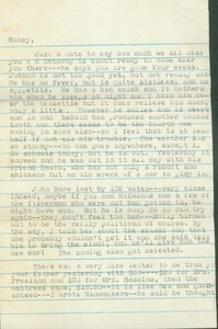 Letter from Jeanne to Fritz (June 15)