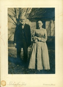 Dr. Samuel and Hannah Pitcher