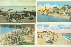 Brent Jackson Postcard Collection