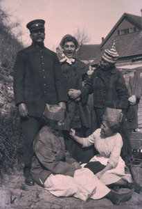 People of Provincetown Early 20th Century