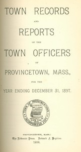 Annual Town Report - 1897