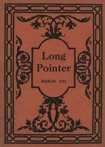 Long Pointer - March 1932