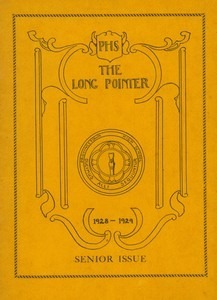 The Long Pointer - 1928 - 1929 (Senior Issue)