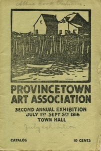 Provincetown Art Association Exhibition of 1916