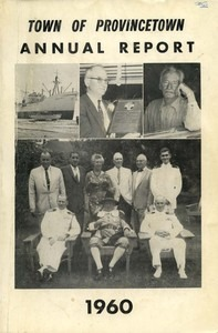 Annual Town Report - 1960