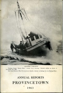Annual Town Report - 1963
