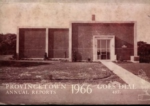 Annual Town Report - 1966