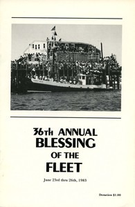 Blessing of the Fleet - 1983