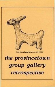 The Provincetown Group Gallery Retrospective - 1974