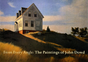 The Paintings of John Dowd Exhibition Announcement, 2013