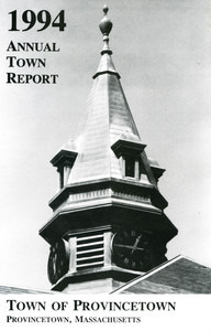 Annual Town Report - 1994