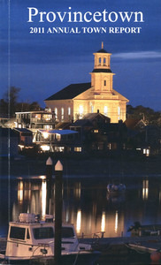 Annual Town Report - 2011