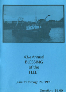 Blessing of the Fleet - 1990