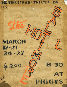 The Hot L Baltimore - Provincetown Theater Co. @ Piggys