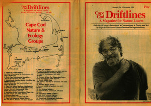 Cape Cod Driftlines – a magazine for nature lovers